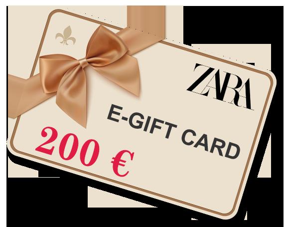 Zara Gewinnspiel